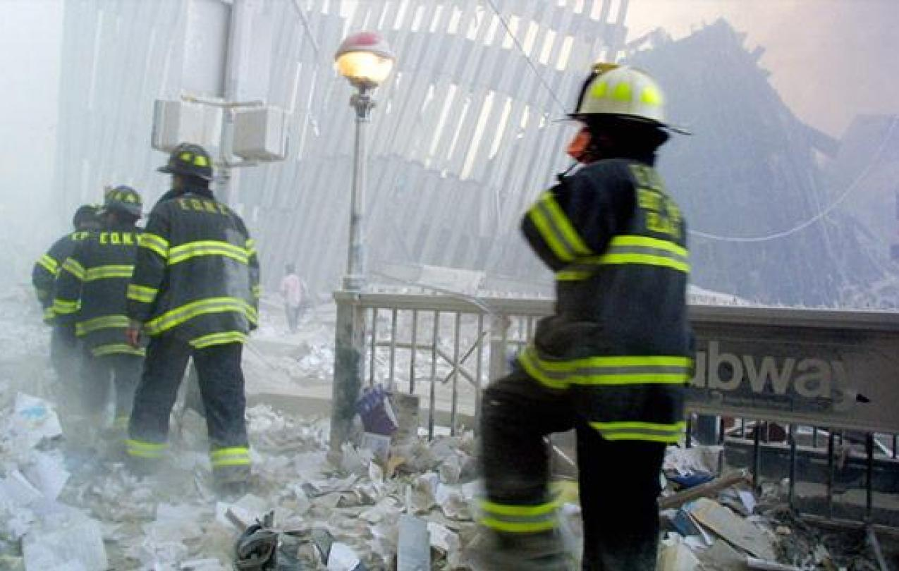 9/11 Responders' Unlimited Sick Leave Benefit